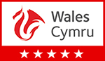 5 Star Visit Wales accomodation in Bala, Plas yn Dre